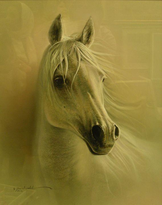 White Horse - Rozller