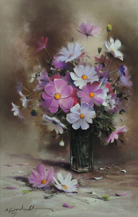 Purple Flowers - Rozller