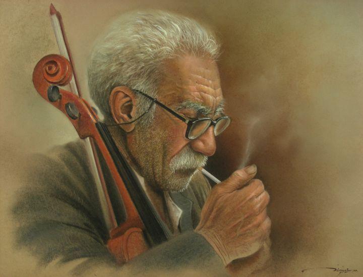 Not Even Violin Satisfies Anymore - Rozller