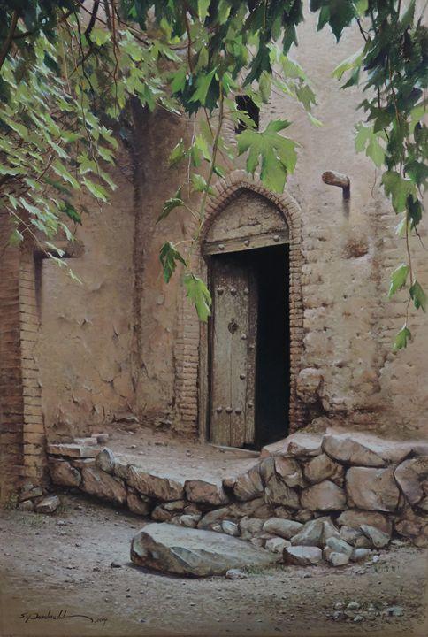 Abiane Mysterious Door - Rozller