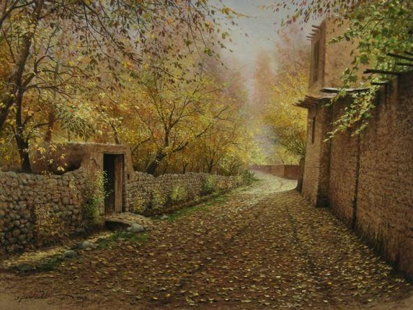 Abiane in autumn - Rozller