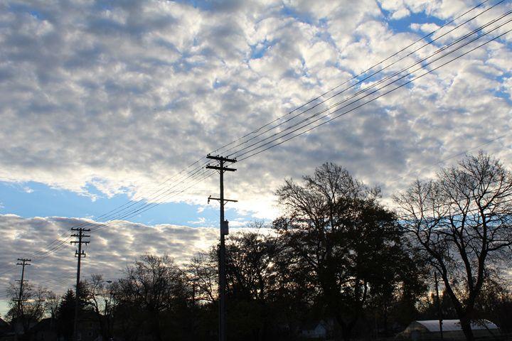 Clouds separation - Tricoci5