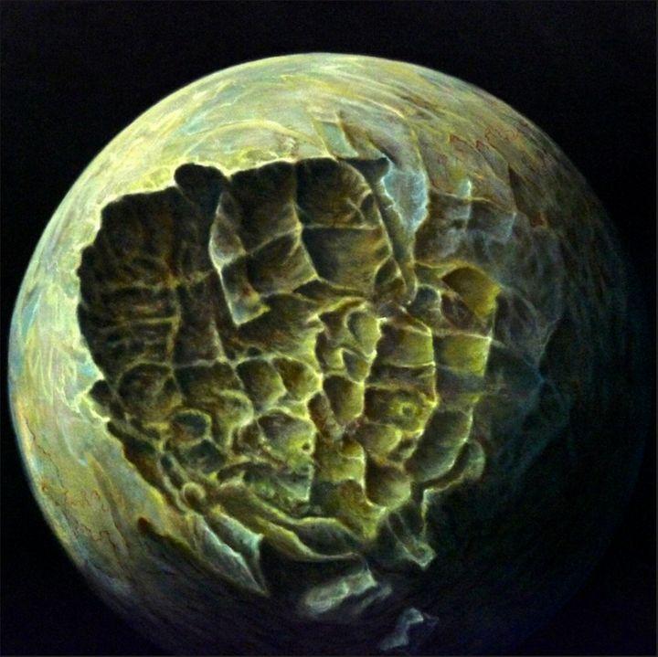 Pluto - Ramon Aguirre