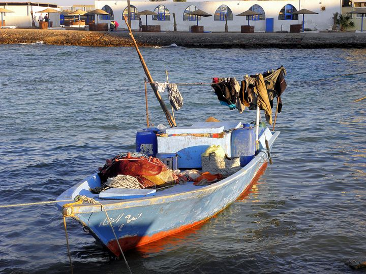 fisher boat - Gallery Florette