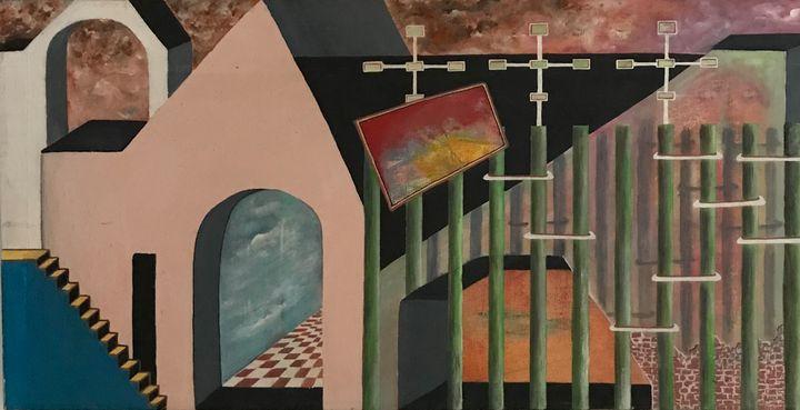Church - Edvard Vosghanians