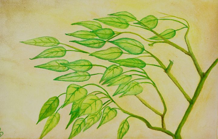 Leaves on the Wind - JulioBP
