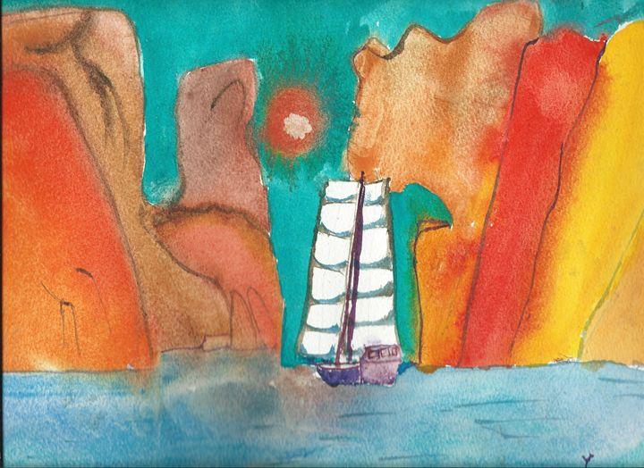 Lift the Sails - JulioBP