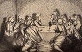 Supper, Jesus, apostles