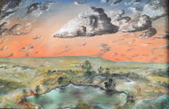 Desert Oasis - Olenick's