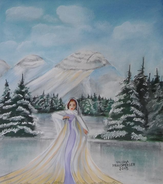 Winter Queen - Prausperger Gallery
