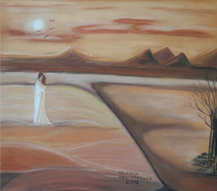 Love in desert - Prausperger Gallery