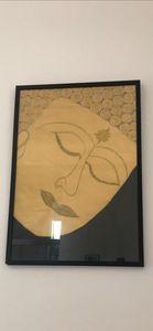 Buddha's painting