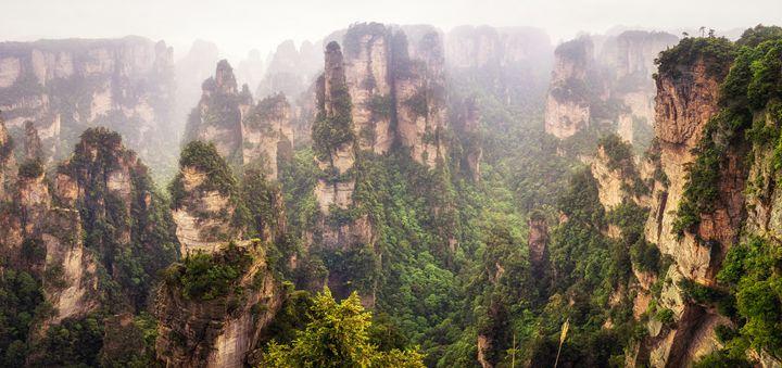 Zhangjiajie Pandora - Aaron Choi Photography