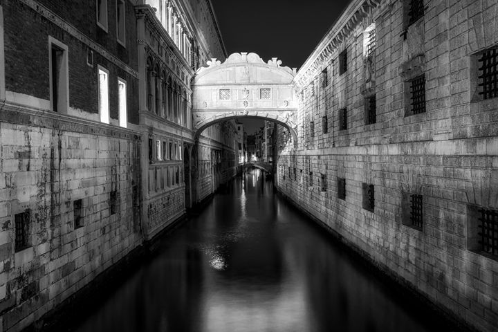 Bridge of Sighs - Aaron Choi Photography