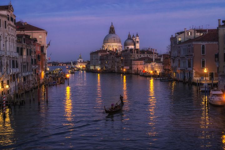 venetian night - Aaron Choi Photography