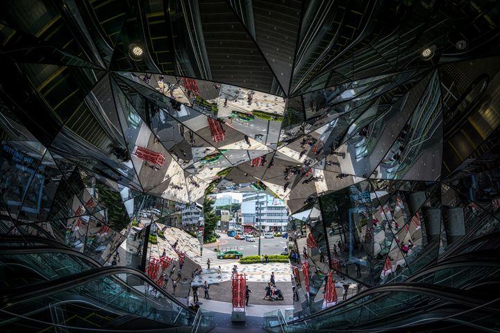 kaleidoscopic tokyo - Aaron Choi Photography