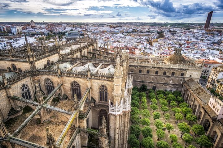 Seville Cathedral - Aaron Choi Photography