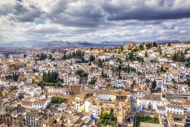 Granada City View - Aaron Choi Photography