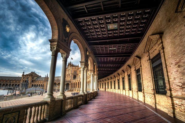 Plaza de Espana - Aaron Choi Photography