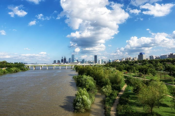Yeouido and Han River - Aaron Choi Photography