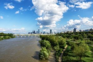 Yeouido and Han River