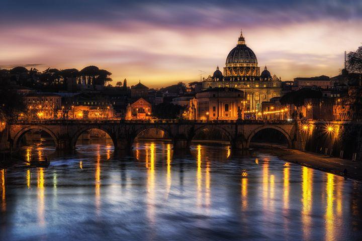Saint Peters Basilica - Aaron Choi Photography