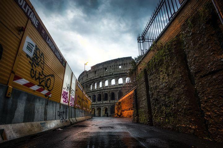 Urban Colosseum - Aaron Choi Photography