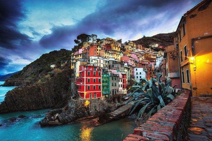 Riomaggiore - Aaron Choi Photography