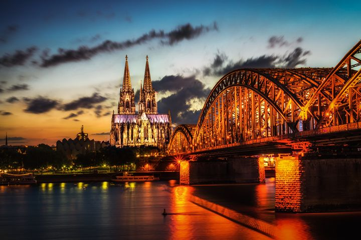 Cologne Cathedral - Aaron Choi Photography