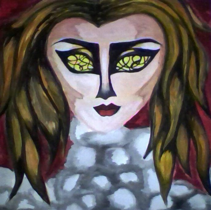 ojos de la muerte - Joan verzosa