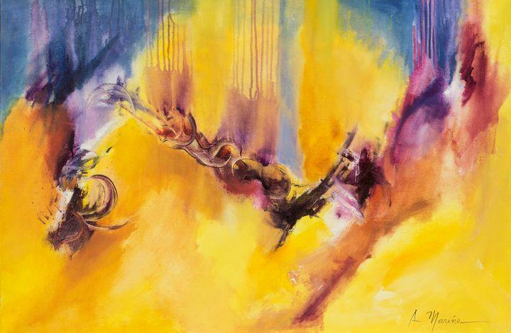 Yellow dream - Ana Mariño