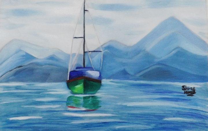 Sailing - Shree Ahmed