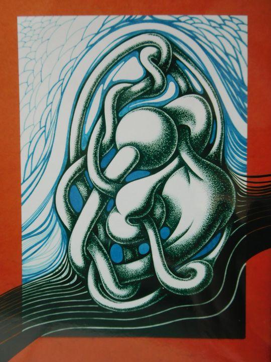 Blue Erotic II - ZorroTen