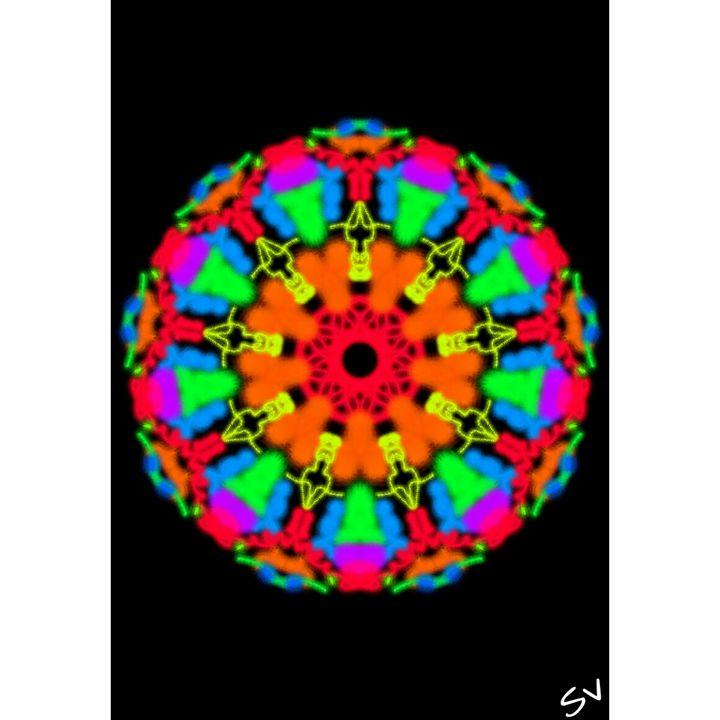 Piezomorphia - Pieces by Sv