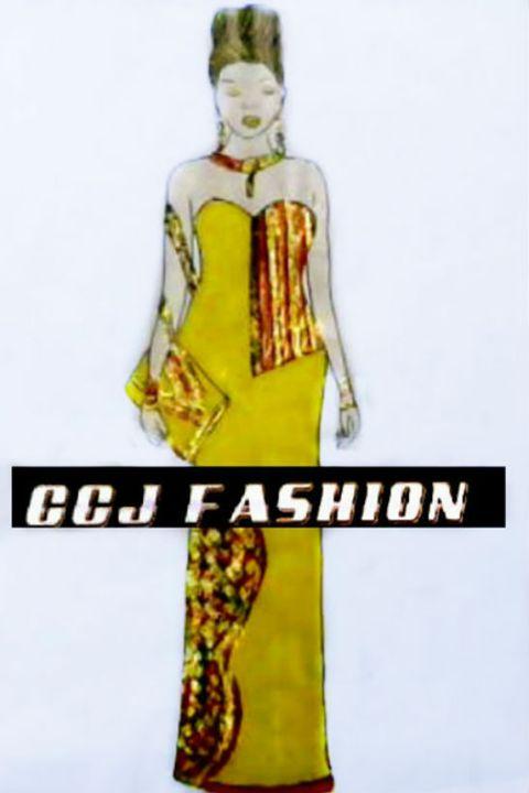 C.C. J Fashion Sketches - Crystal