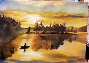 sunset - Ludmila Zhivkova