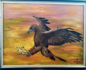 """Lord of the winds"" - Ludmila Zhivkova"