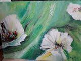 Cotton Canvas, Oil, 50/40, 2019