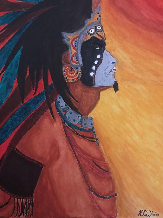 Into the Sun - K.Q Yuriar Arts