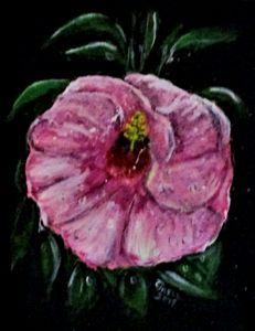 Erika's Magenta Flower