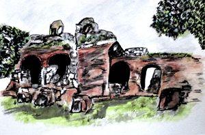 Flavian Amphitheater Pozzuoli Italy