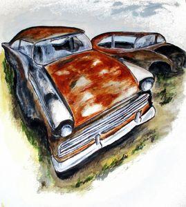 Junk Car No. 10