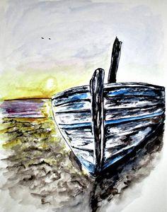 Abandoned Fishing Boat No. 2