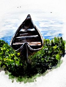 Hidden River Boat