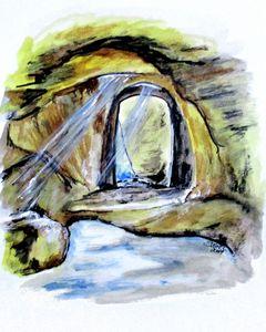 Cumaean Sibyl Cave