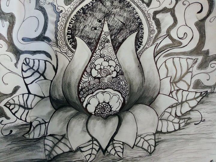 Flower Spirals - Ward Visuals