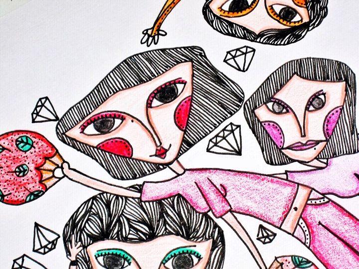 Women = Diamond - Meuthia Maharani
