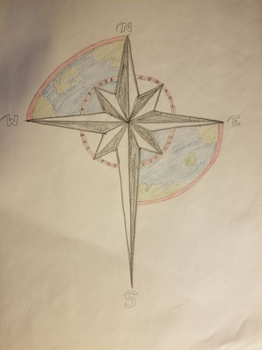 Compass color - Perk's Work
