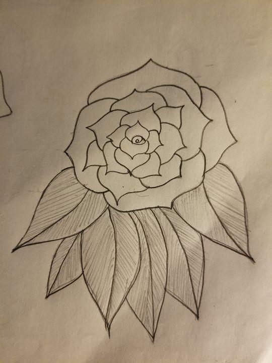 Flower1 - Perk's Work