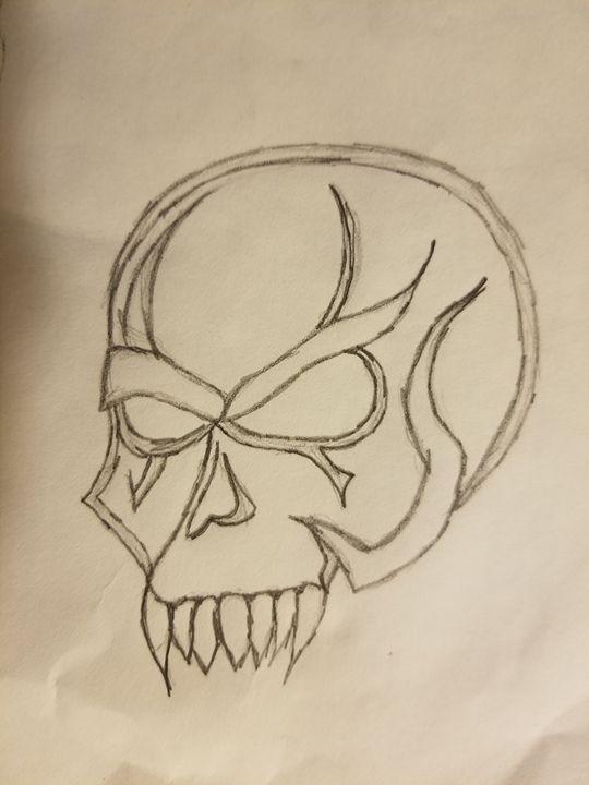 Skull1 - Perk's Work